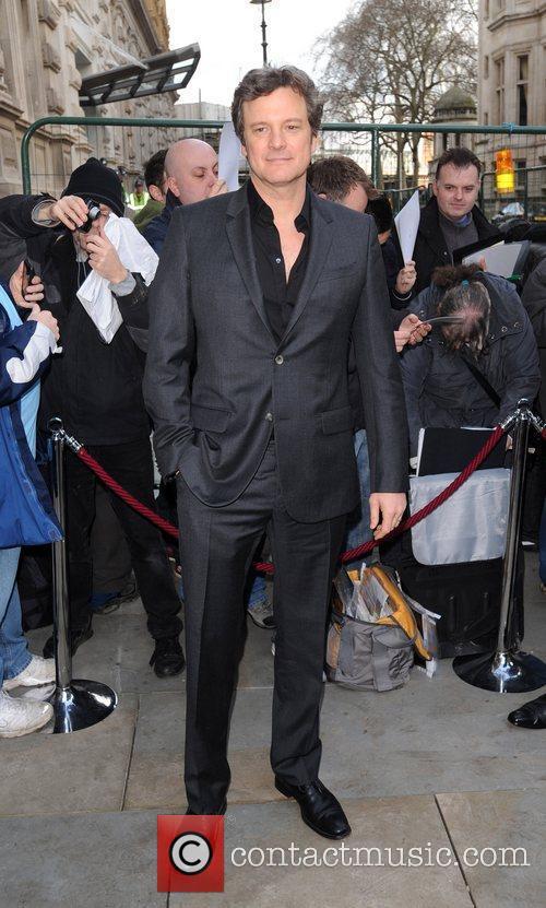 Colin Firth British Academy Film Awards - nominees...