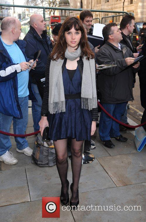 Felicity Jones British Academy Film Awards - Nominees...