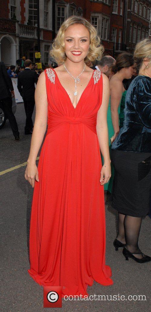 Charlie Brooks  Philips British Academy Television Awards...