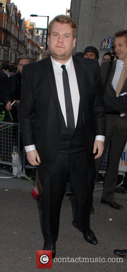 James Corden  Philips British Academy Television Awards...