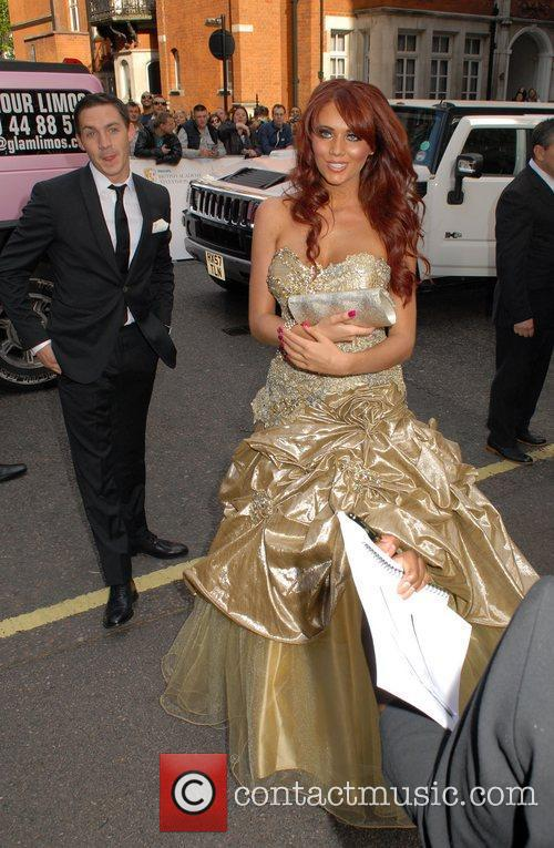 Kirk Norcross and Amy Childs  Philips British...