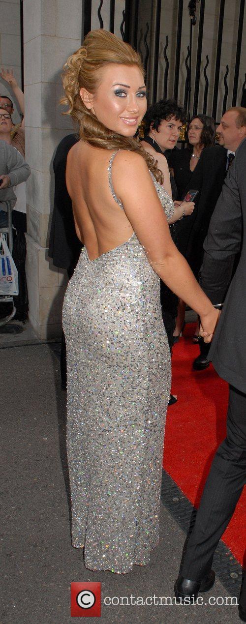 Lauren Goodger  Philips British Academy Television Awards...