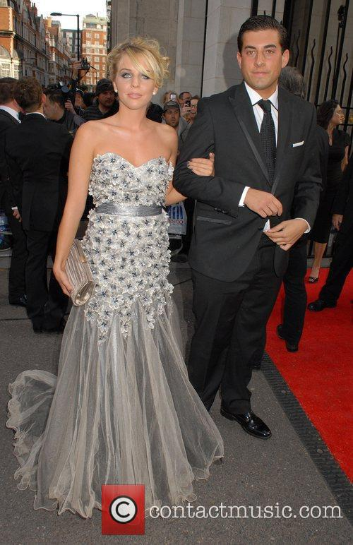 Lydia Bright and James Argent  Philips British...