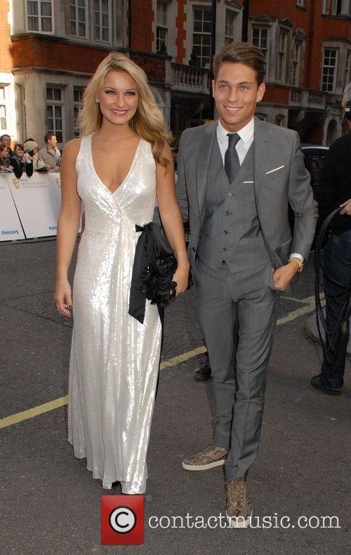 Sam Faiers and Joey Essex  Philips British...