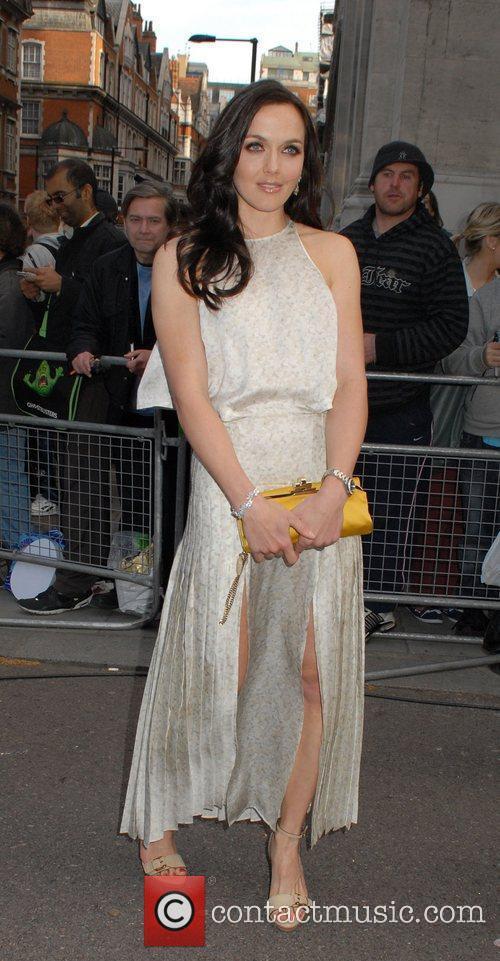 Victoria Pendleton  Philips British Academy Television Awards...