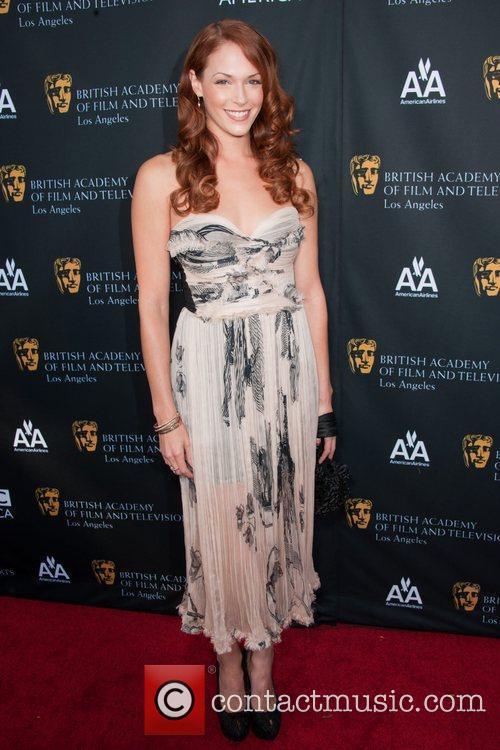Amanda Righetti 9th Annual BAFTA Los Angeles Tea...