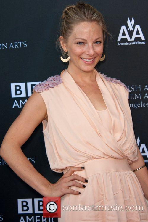 Anastasia Griffith 9th Annual BAFTA Los Angeles Tea...