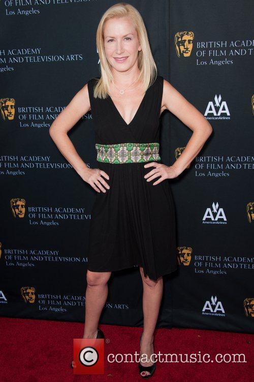 Angela Kinsey 9th Annual BAFTA Los Angeles Tea...