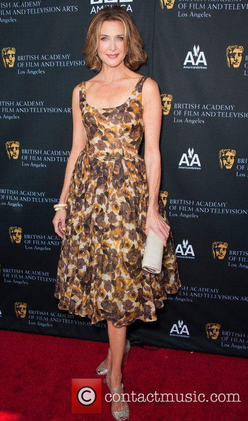 Brenda Strong and Bafta 3