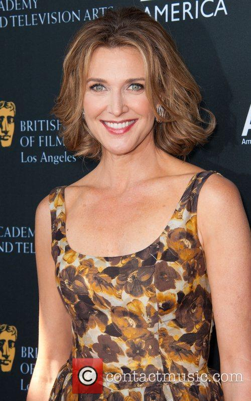 Brenda Strong and Bafta 4