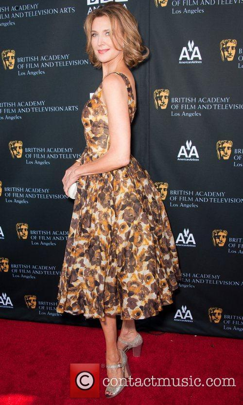 Brenda Strong and Bafta 2