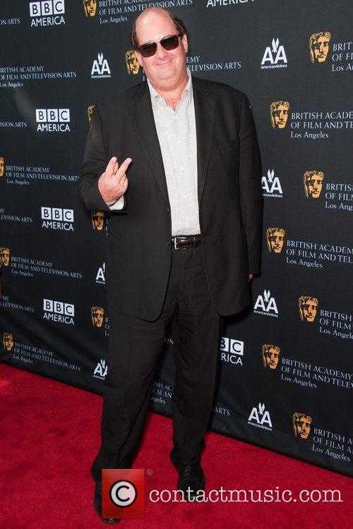 Brian Baumgartner and Bafta 2