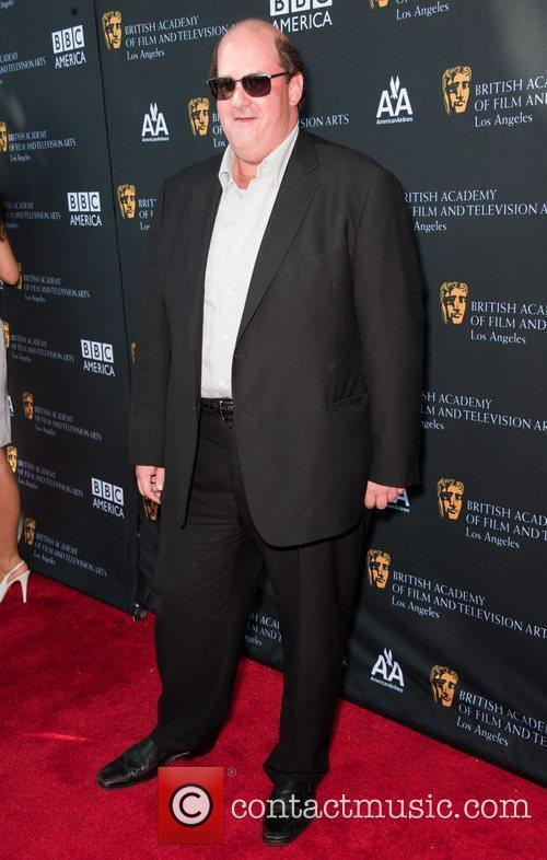 Brian Baumgartner and Bafta 1