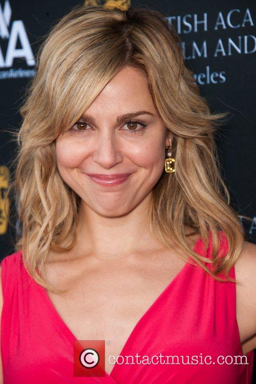 Cara Buono and Bafta 5