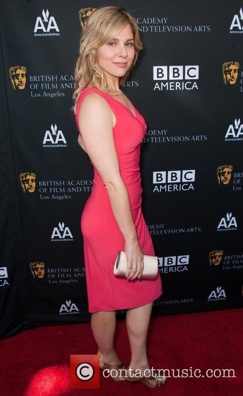 Cara Buono and Bafta 2
