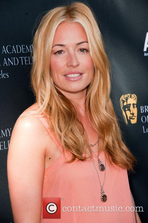 Cat Deeley and Bafta 2