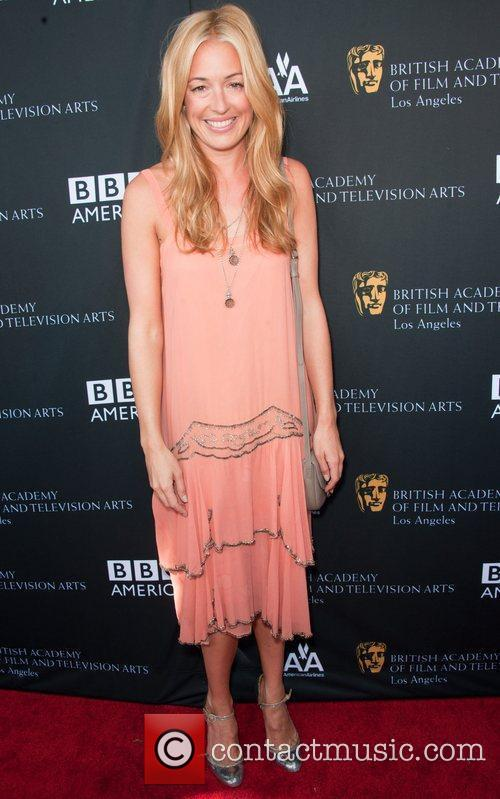 Cat Deeley and Bafta 4