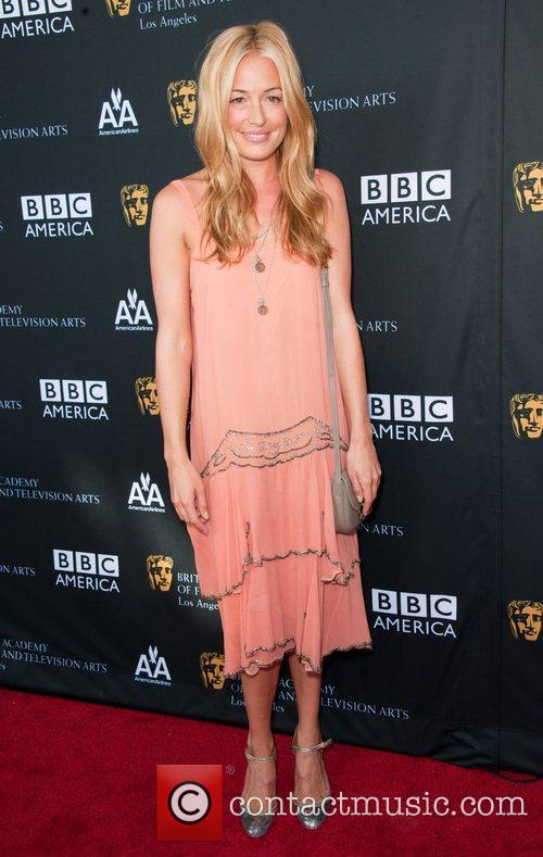 Cat Deeley and Bafta 5