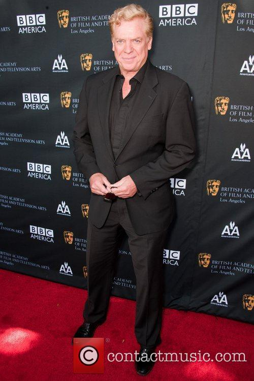 Christopher Macdonald and Bafta 2