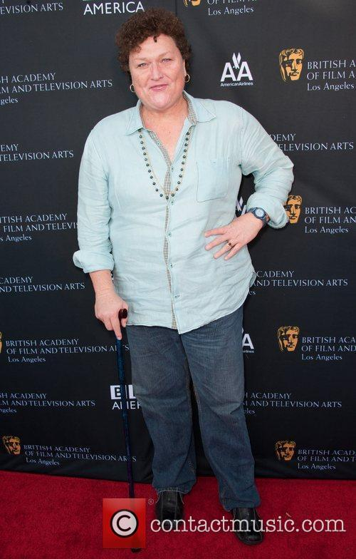 Dot Marie Jones and Bafta 2