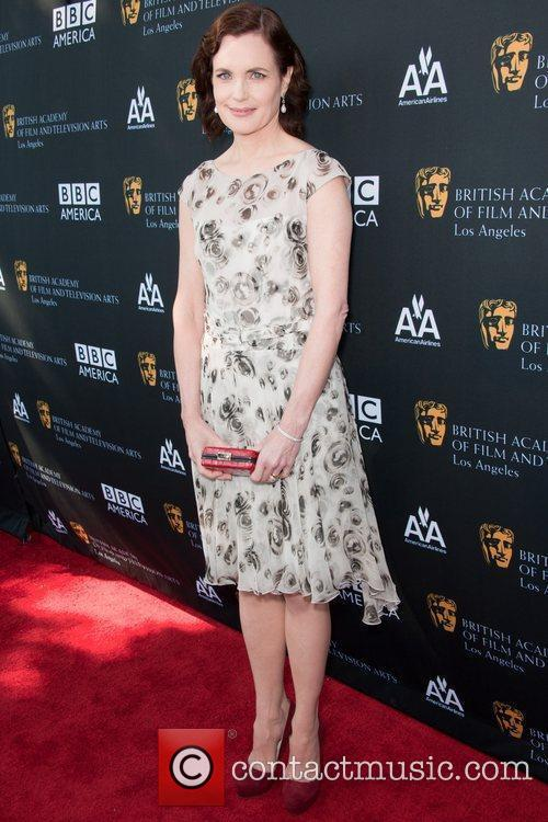 Elizabeth Mcgovern and Bafta 5