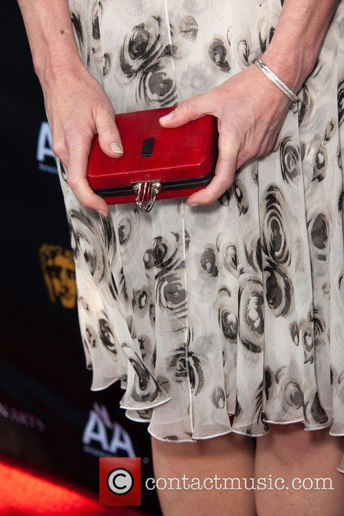 Elizabeth Mcgovern and Bafta 4