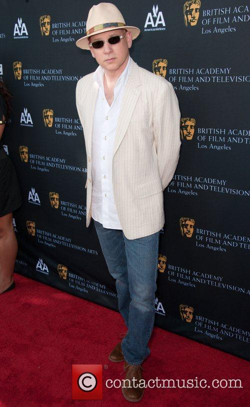 Evan Handler and Bafta 5