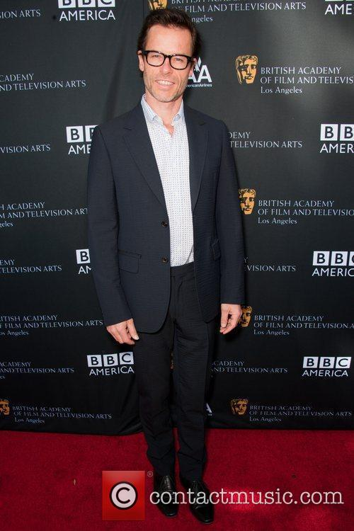 Guy Pearce and Bafta 2