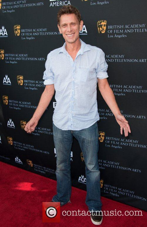 Jamie Harris and Bafta 3