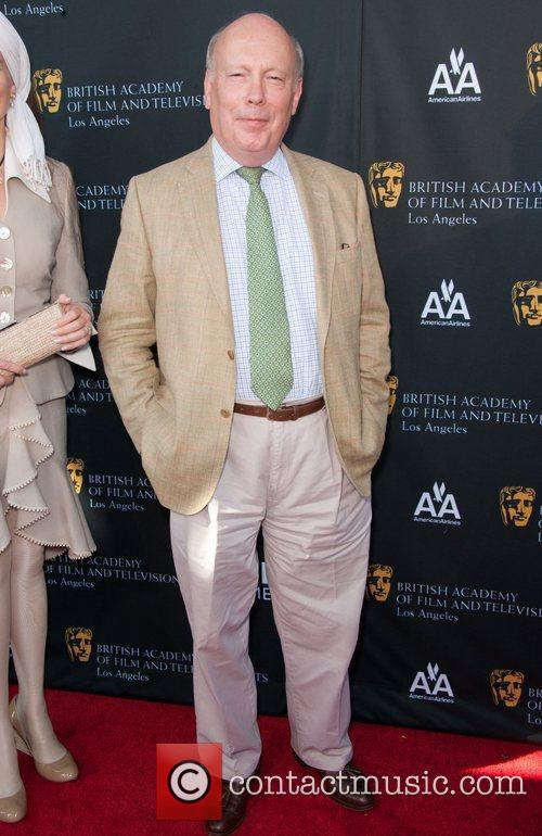 Julian Fellowes and Bafta 1