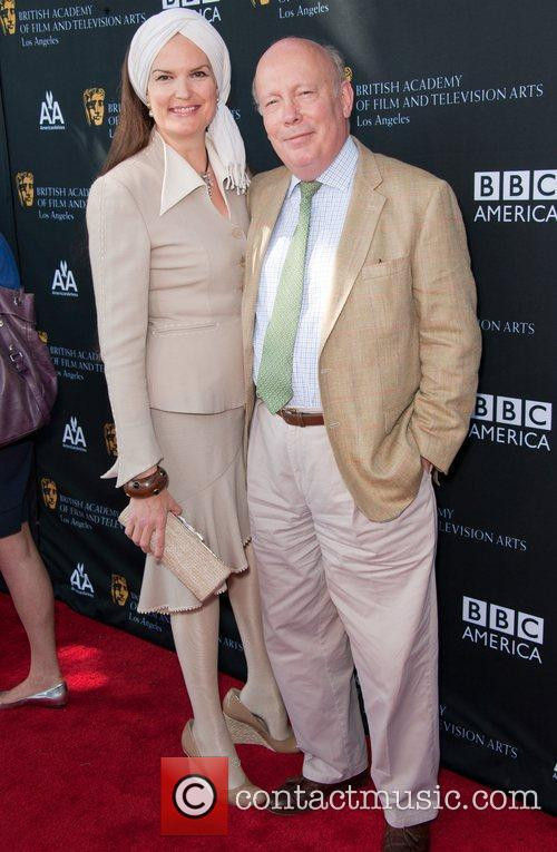 Julian Fellowes and Bafta 2