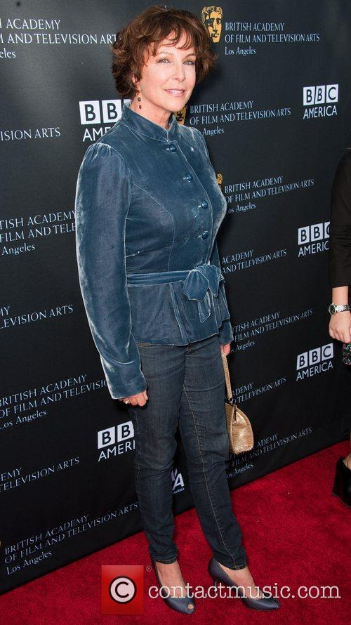 Kathleen Quiinlan and Bafta 9
