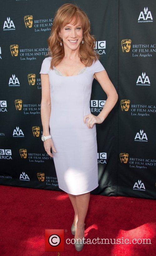 Kelly Griffin and Bafta 4