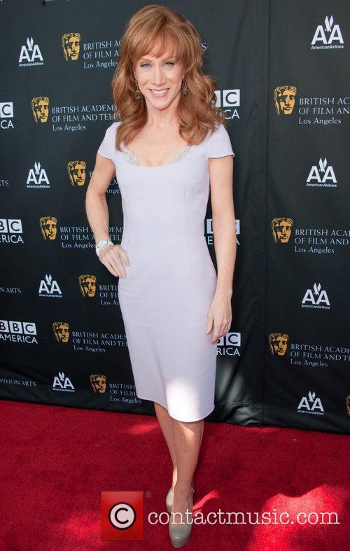 Kelly Griffin and Bafta 5