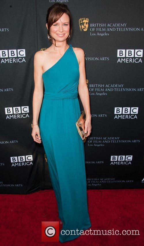 Mary Lynn Rajskub and Bafta 2