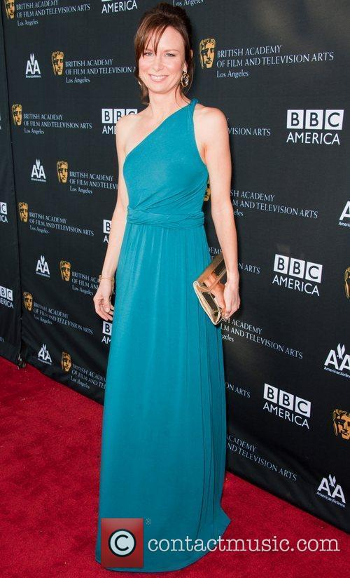Mary Lynn Rajskub and Bafta 3