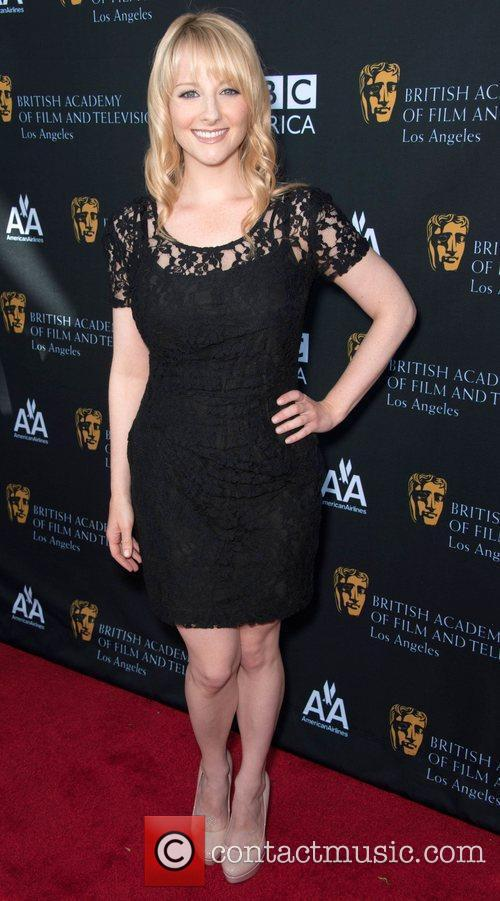 Melissa Rauch 9th Annual BAFTA Los Angeles Tea...