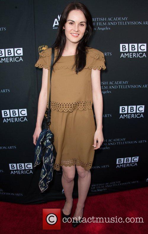Michelle Dockery 9th Annual BAFTA Los Angeles Tea...