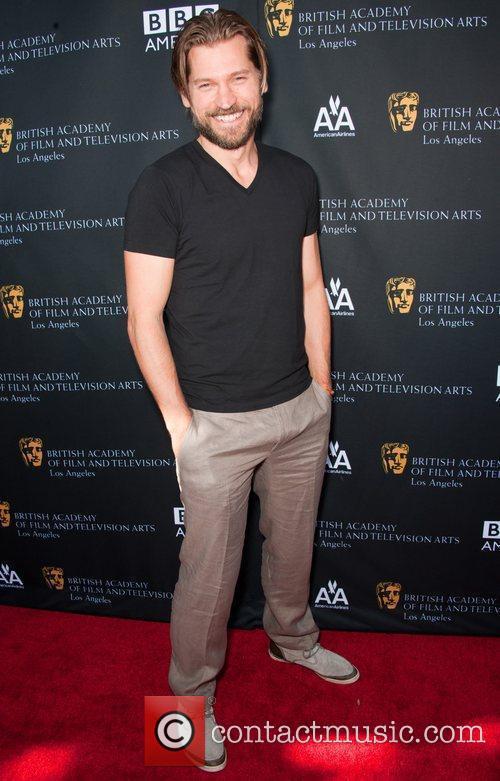 Nikolaj Costerwaldau 9th Annual BAFTA Los Angeles Tea...