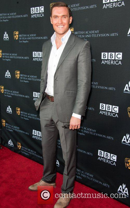 Owain Yeoman and Bafta 3