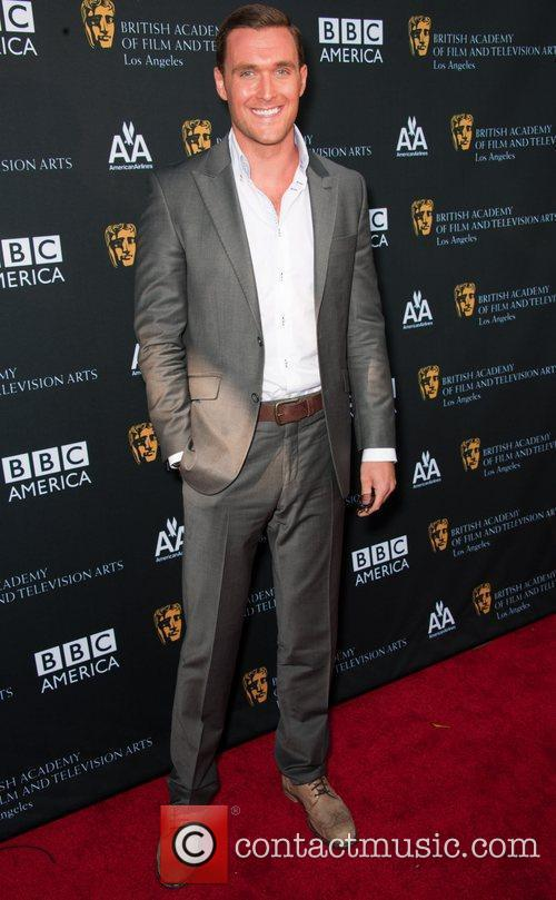 Owain Yeoman and Bafta 2