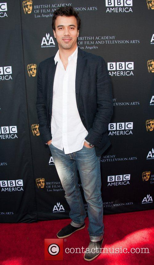 Phillip Rhys and Bafta 3