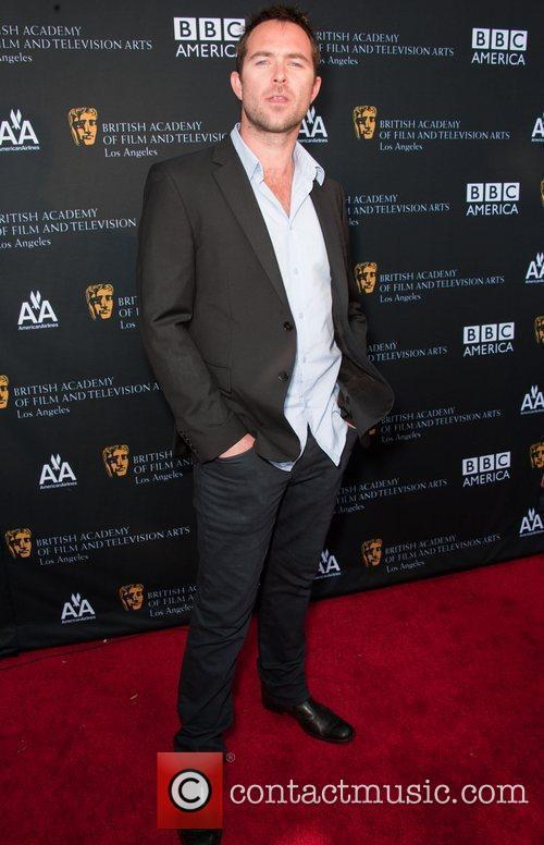 Sullivan Stapelton 9th Annual BAFTA Los Angeles Tea...