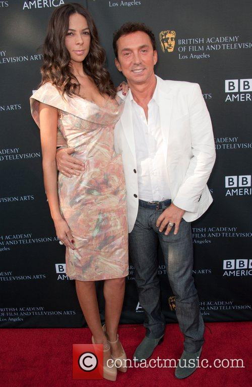 Terri Seymour, Bruno Tonioli and Bafta 2