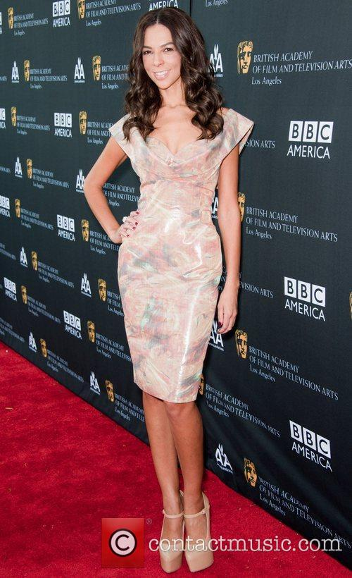 Terri Seymour and Bafta 3