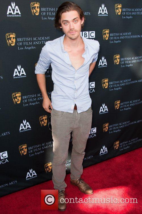 Tom Payne 9th Annual BAFTA Los Angeles Tea...