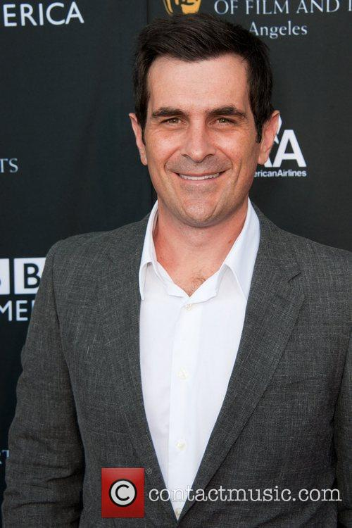 Ty Burrell and Bafta 2