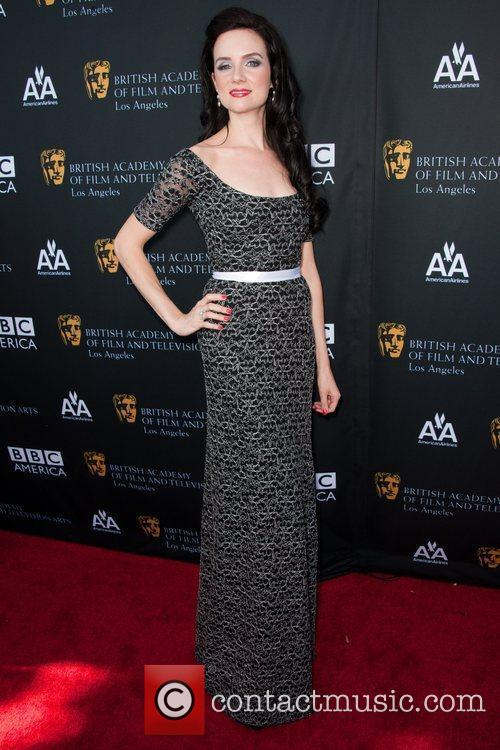 Victoria Summer and Bafta 3