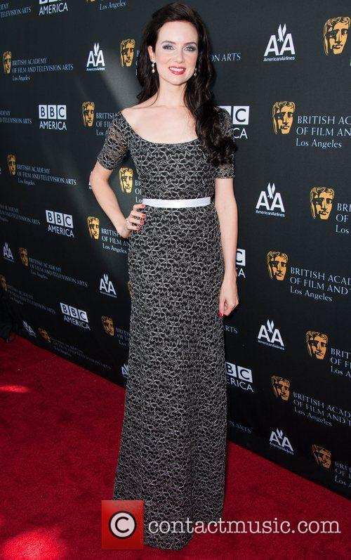 Victoria Summer and Bafta 4