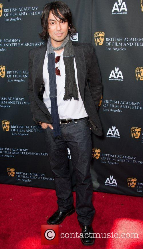 Vik Sahay and Bafta